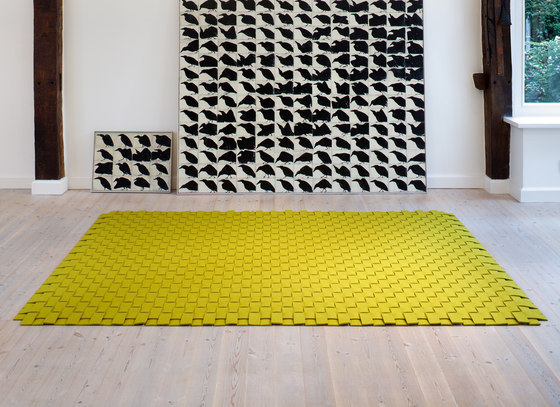 Rug woven 5 by HEY-SIGN