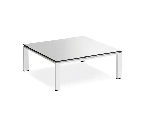 Slender Coffee Table White by Lourens Fisher