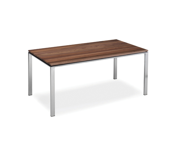 Slender Coffee Table White de Lourens Fisher