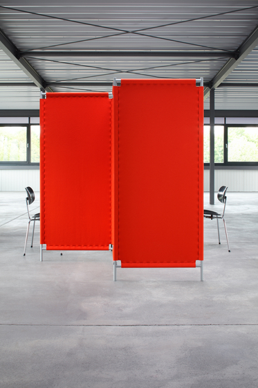 Room divider plain by HEY-SIGN