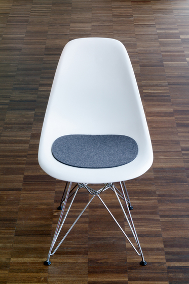 seat cushions seating seat cushion eames plastic side chair