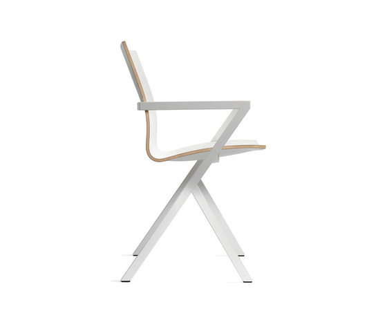 V Chair Palisander by Lourens Fisher
