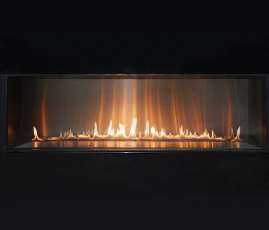 Ribbon Fire Ventless Ethanol Fires By Digifire Architonic