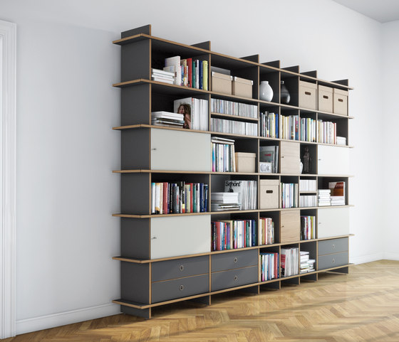 QR W-NB Shelf by OLIVER CONRAD