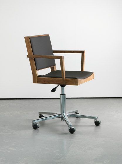 ETS-B-NB Deskchair by OLIVER CONRAD