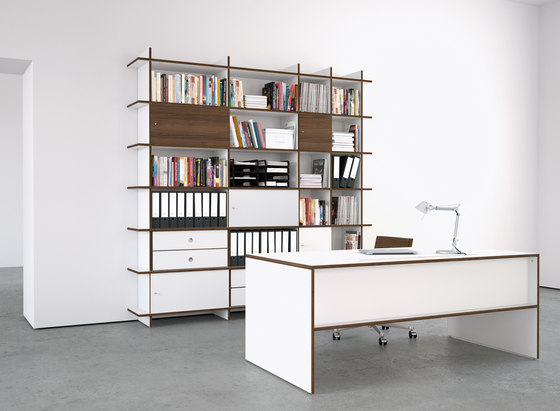 OS-F | W-NB Desk by OLIVER CONRAD