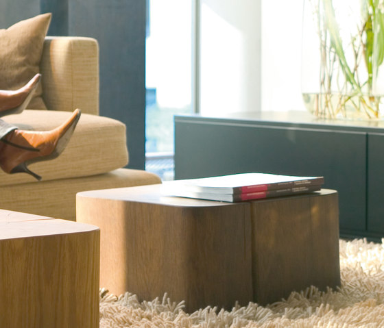 CT-M Coffee table de OLIVER CONRAD