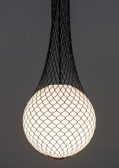 Network Suspension lamp by Formagenda