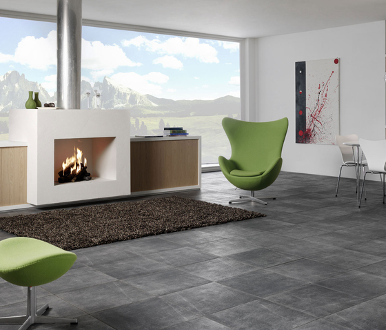 Arketipo Cenere Floor tile by Refin