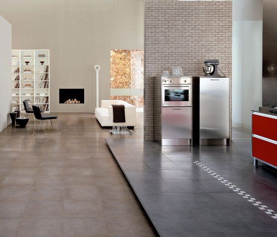 Avantgarde Savane Bocc Floor tile by Refin