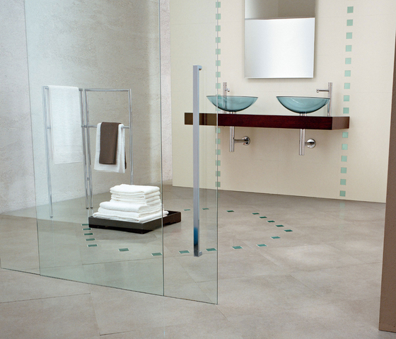 Avantgarde Blanc Floor tile by Refin