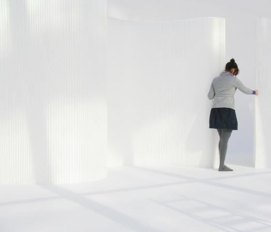 textile softwall di molo