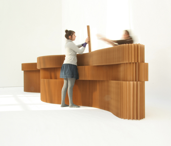 kraft paper softblocks di molo