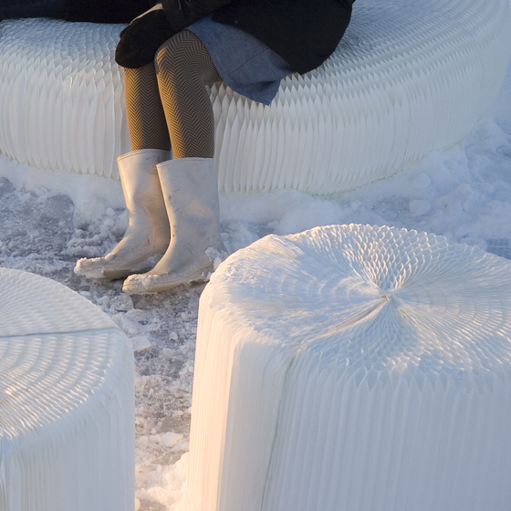 textile softseating by molo