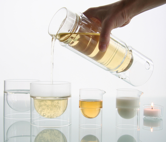 float glassware | tea cups by molo