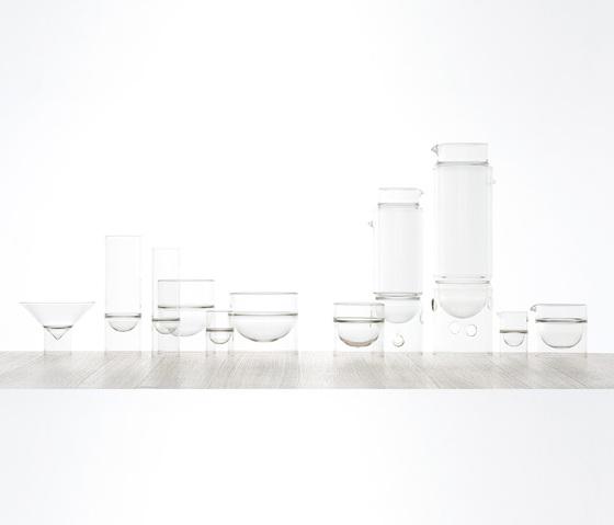 float glassware | tea cups by molo