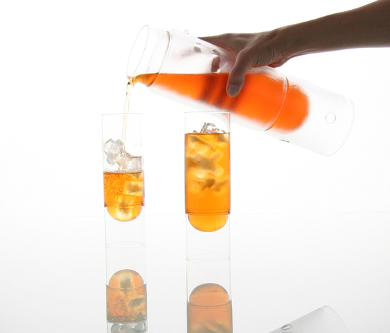 float glassware | pilsner flutes by molo