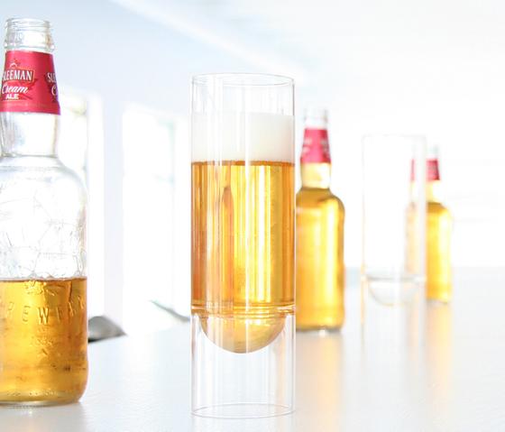 float glassware | pilsner flutes di molo