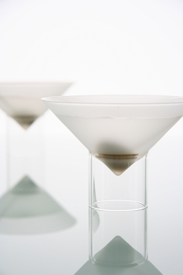float glassware | martini glasses by molo