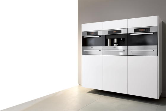 dgc 5080 steam oven steam ovens from miele architonic. Black Bedroom Furniture Sets. Home Design Ideas