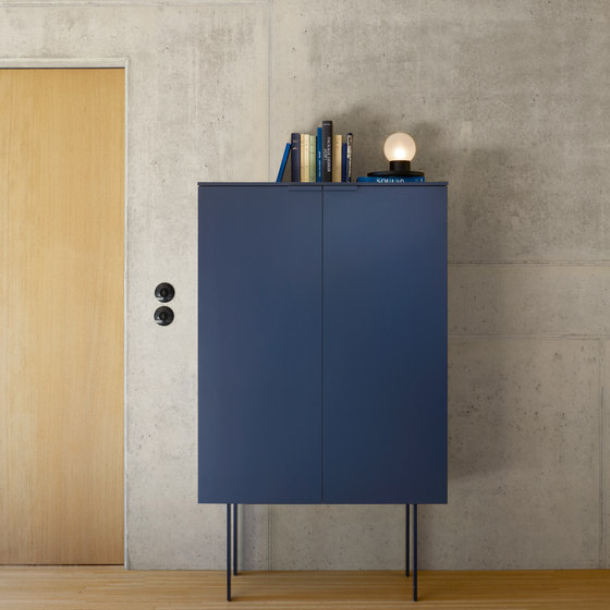 Everywhere | Secretaire C 40 Lacquers - Price A - / Lacquers by Ligne Roset