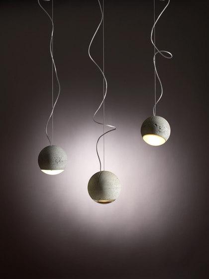 "DJM08 ""Trabant"" Pendant lamp by Tecnolumen"