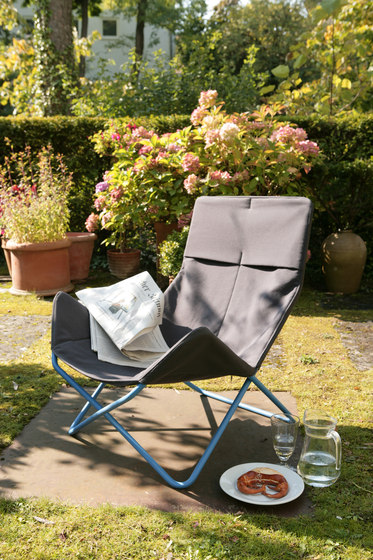 In-Out Sessel Outdoor von Lampert