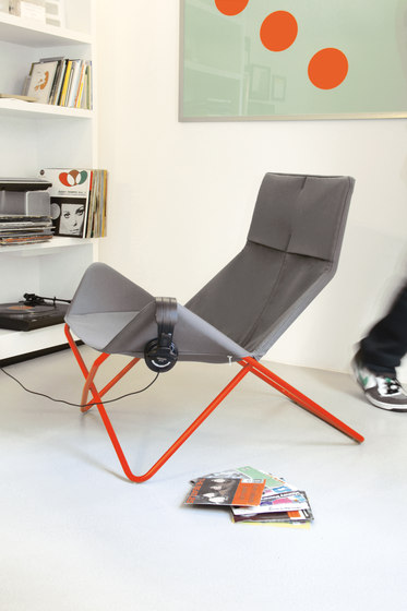 In-Out lounge chair outdoor di Lampert