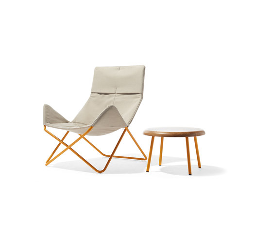 In-Out lounge chair outdoor de Lampert
