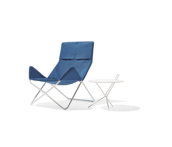 In-Out lounge chair de Lampert