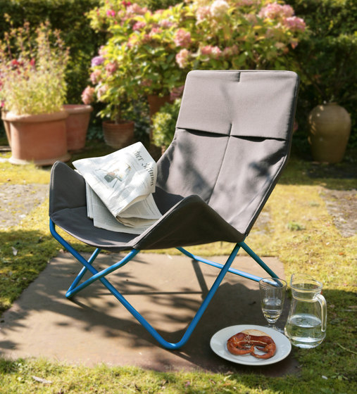 In-Out Mini Outdoor kid's chair de Lampert