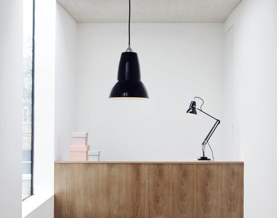 Original 1227™ Desk Lamp with Clamp de Anglepoise