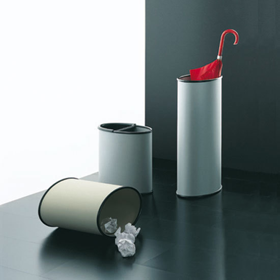 Ellipse umbrella stand by Segis