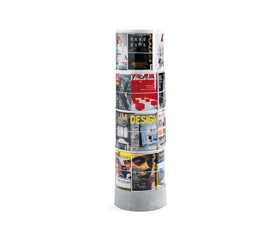 Subway magazine holder de Materia