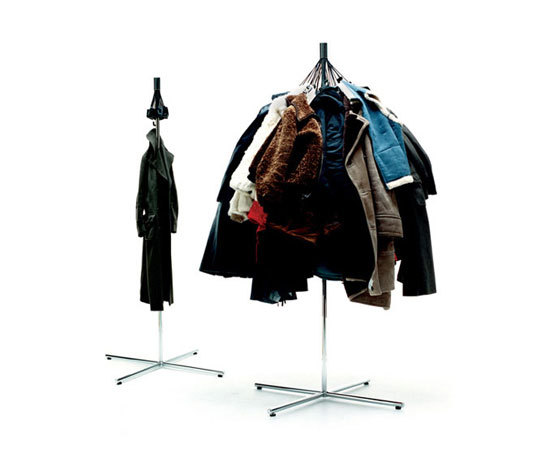 Gobble coat rack by Materia