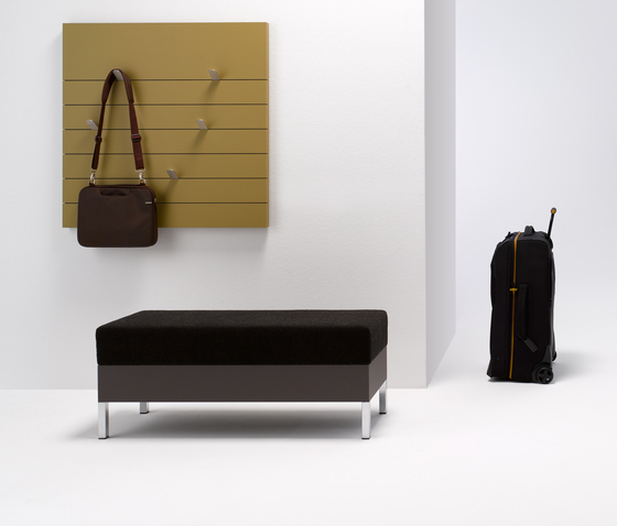 cushion bench b3 by performa
