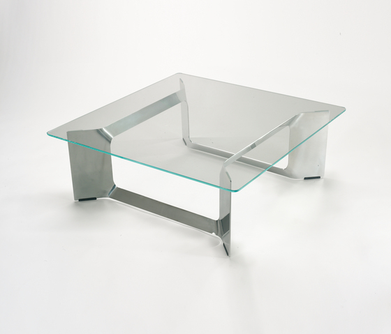 Void Low table by Formfjord