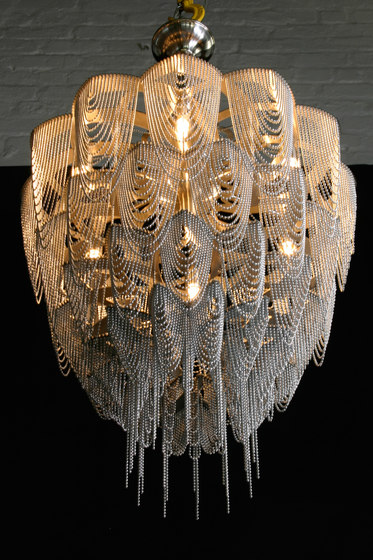 Protea - 700 - suspended di Willowlamp