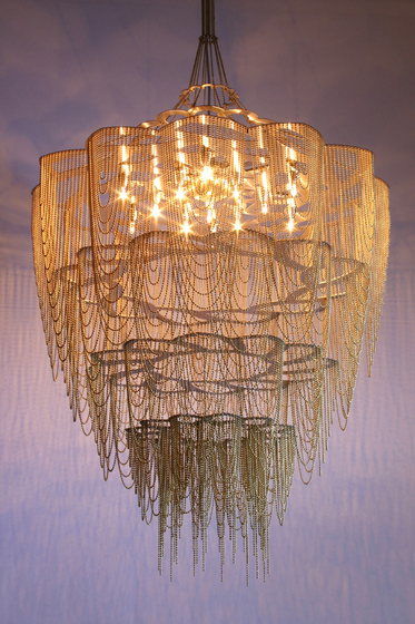 Protea - 500 -  suspended de Willowlamp