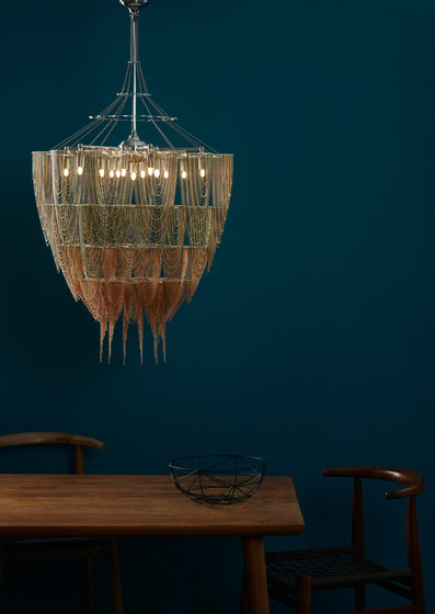 Protea - 700 - suspended von Willowlamp