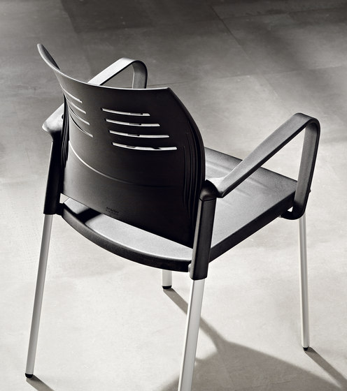 Spacio Chair by actiu