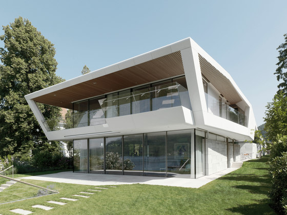 Winter Garden Villa S Austria by Rieder