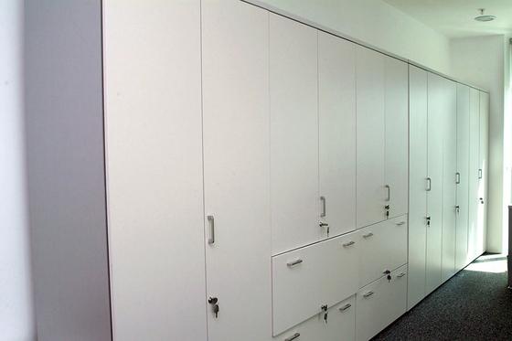 Modular storage by actiu