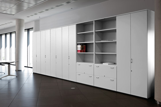 Modular Storage by actiu