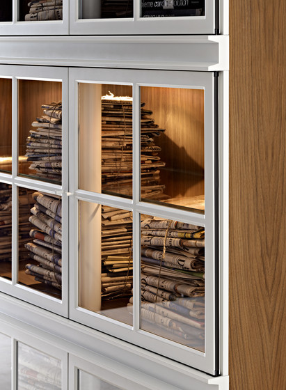 piroscafo display cabinets from molteni c architonic