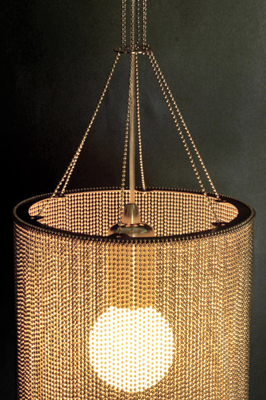 Circular Cropped 280 Standing Lamp by Willowlamp