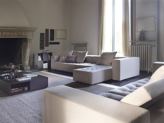 Bloom Sofa System By