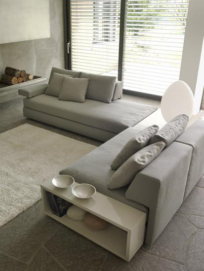 eos divano componibile divani feg architonic