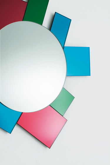 Gli Specchi di Dioniso 3 de Glas Italia