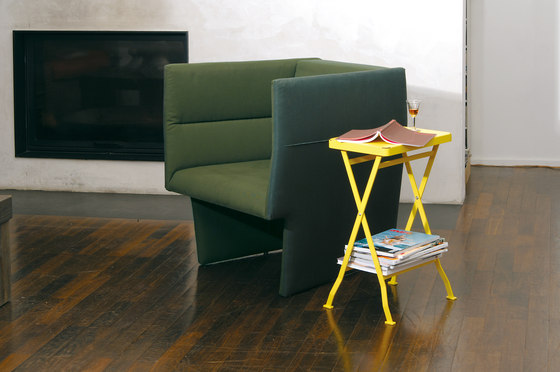 Flip folding sofa table de Lampert